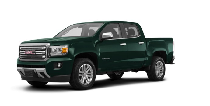 2016 GMC Canyon SLT | Photo 6 | Emerald Green Metallic
