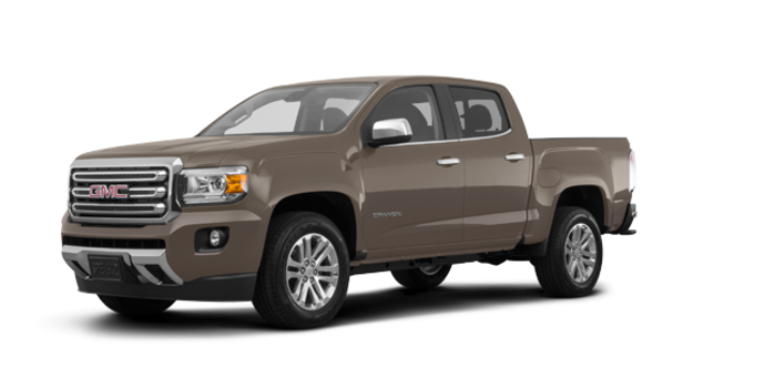 2016 GMC Canyon SLT | Photo 6 | Bronze Alloy Metallic