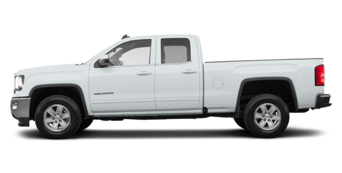 2016 GMC Sierra 1500 SLE | Photo 4 | White Frost
