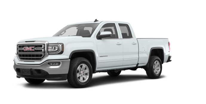 2016 GMC Sierra 1500 SLE | Photo 6 | Summit White