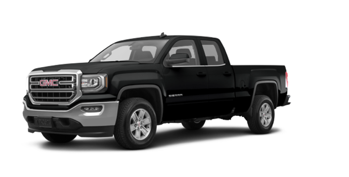 2016 GMC Sierra 1500 SLE | Photo 6 | Onyx Black