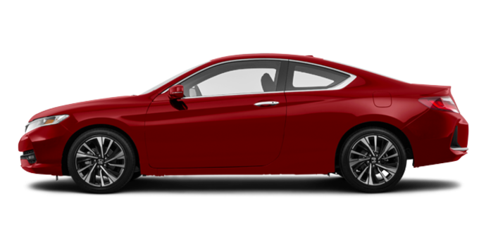 2016 Honda Accord Coupe EX | Photo 4 | San Marino Red