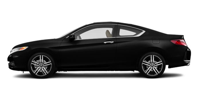 2016 Honda Accord Coupe TOURING V6 | Photo 4 | Crystal Black Pearl