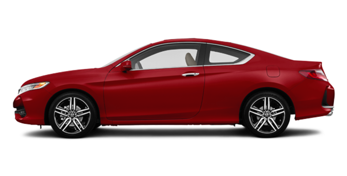 2016 Honda Accord Coupe TOURING V6 | Photo 4 | San Marino Red