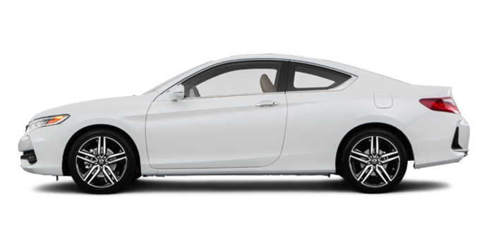 2016 Honda Accord Coupe TOURING | Photo 4 | White Orchid Pearl