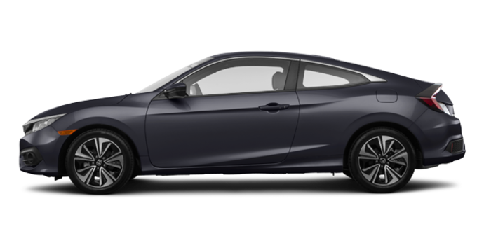 2016 Honda Civic Coupe EX-T | Photo 4 | Modern Steel Metallic