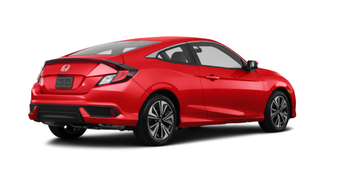 2016 Honda Civic Coupe EX-T | Photo 5 | Rallye Red