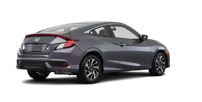 2016 Honda Civic Coupe LX-SENSING | Photo 5 | Modern Steel Metallic