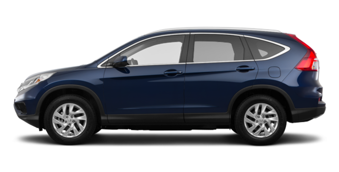 2016 Honda CR-V SE | Photo 4 | Obsidian Blue Pearl