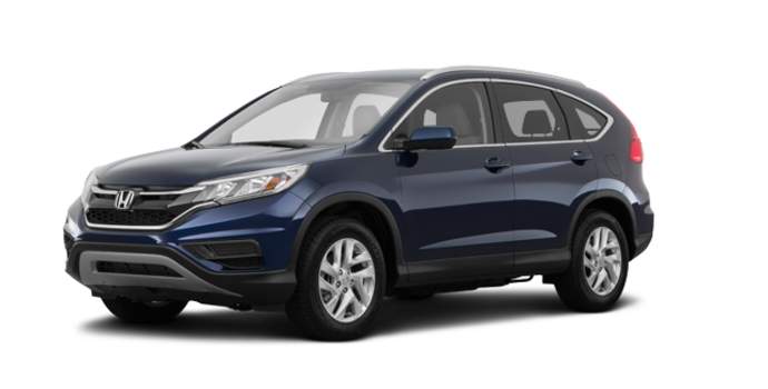 2016 Honda CR-V SE | Photo 6 | Obsidian Blue Pearl