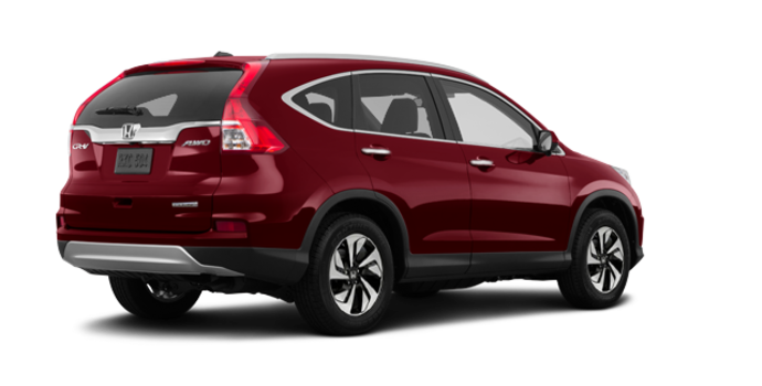 2016 Honda CR-V TOURING | Photo 5 | Basque Red Pearl II