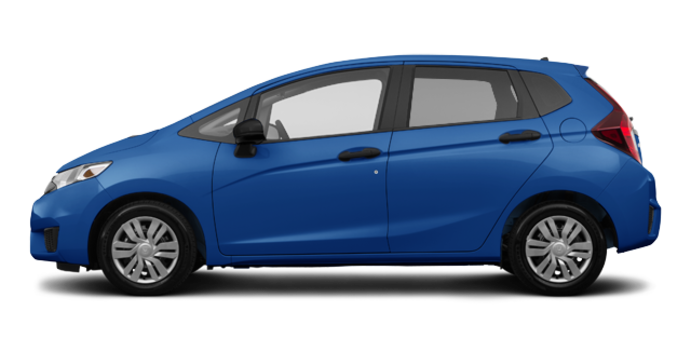 2016 Honda Fit DX | Photo 4 | Aegean Blue Metallic