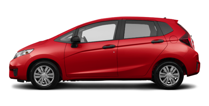2016 Honda Fit DX | Photo 4 | Milano red