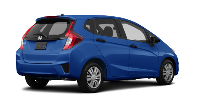 2016 Honda Fit DX | Photo 5 | Aegean Blue Metallic