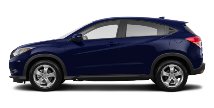 2016 Honda HR-V EX-2WD | Photo 4 | Deep Ocean Pearl