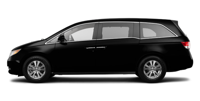 2016 Honda Odyssey EX-L RES | Photo 4 | Crystal Black Pearl