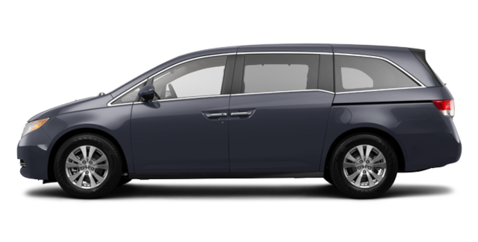2016 Honda Odyssey EX-L RES | Photo 4 | Modern Steel Metallic