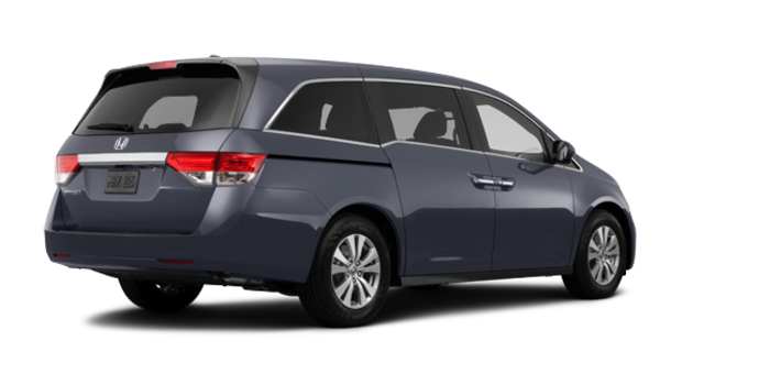 2016 Honda Odyssey EX-L RES | Photo 5 | Modern Steel Metallic