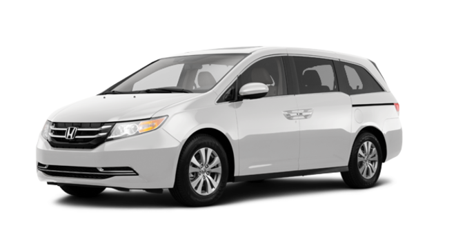 2016 Honda Odyssey EX-L RES | Photo 6 | White Diamond Pearl