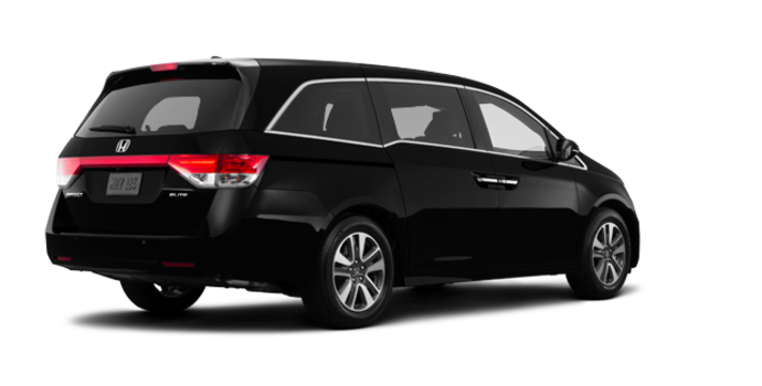 2016 Honda Odyssey TOURING | Photo 5 | Crystal Black Pearl