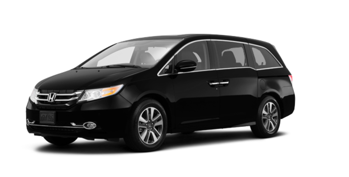2016 Honda Odyssey TOURING | Photo 6 | Crystal Black Pearl
