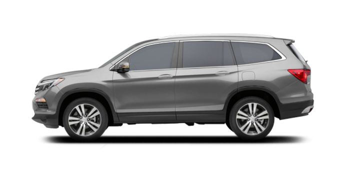 2016 Honda Pilot EX-L NAVI | Photo 4 | Lunar Silver Metallic