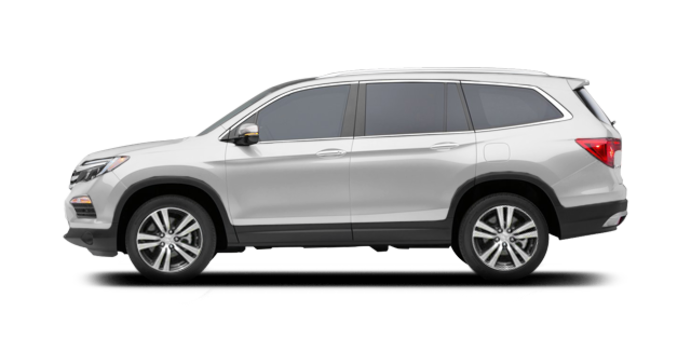 2016 Honda Pilot EX-L NAVI | Photo 4 | White Diamond Pearl