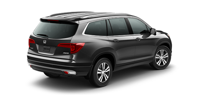 2016 Honda Pilot EX | Photo 5 | Modern Steel Metallic