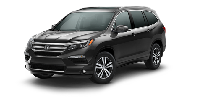 2016 Honda Pilot EX | Photo 6 | Modern Steel Metallic