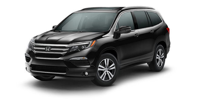 2016 Honda Pilot EX | Photo 6 | Crystal Black Pearl