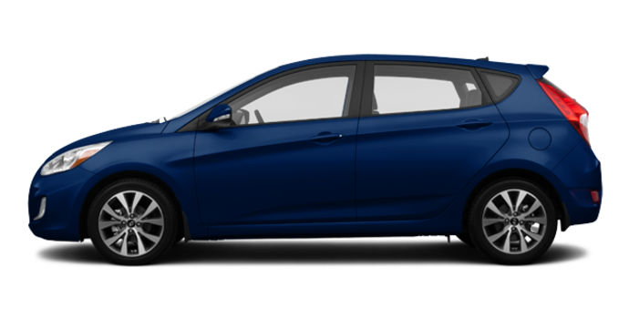 2016 Hyundai Accent 5 Doors GLS | Photo 4 | Pacific Blue