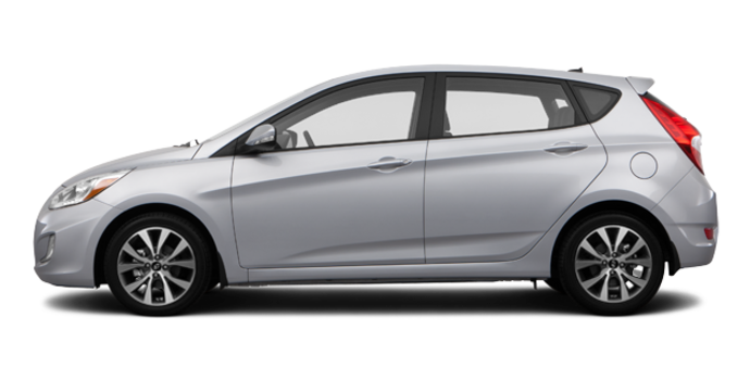 2016 Hyundai Accent 5 Doors GLS | Photo 4 | Ironman Silver