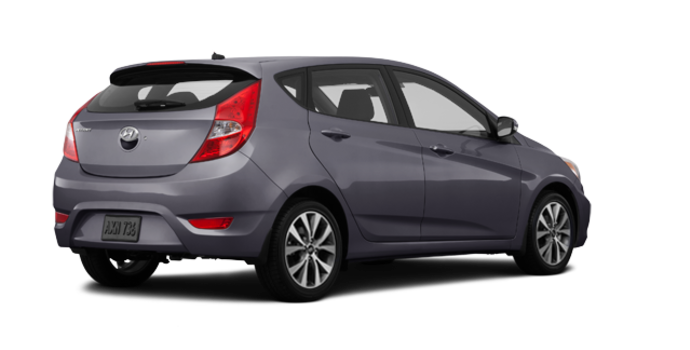 2016 Hyundai Accent 5 Doors GLS | Photo 5 | Triathlon Grey