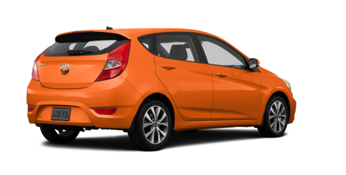 2016 Hyundai Accent 5 Doors GLS | Photo 5 | Vitamin C