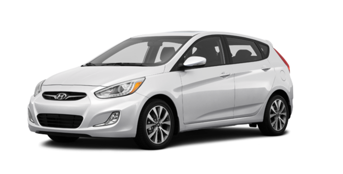 2016 Hyundai Accent 5 Doors GLS | Photo 6 | Century White