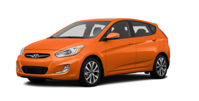 2016 Hyundai Accent 5 Doors GLS | Photo 6 | Vitamin C