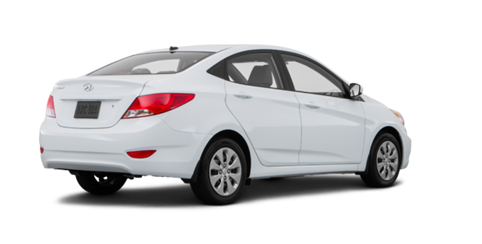 2016 Hyundai Accent Sedan LE | Photo 5 | Century White