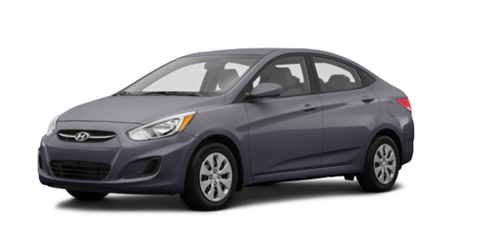 2016 Hyundai Accent Sedan LE | Photo 6 | Triathlon Grey
