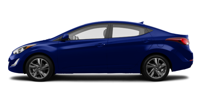 2016 Hyundai Elantra GLS | Photo 4 | Windy Sea Blue