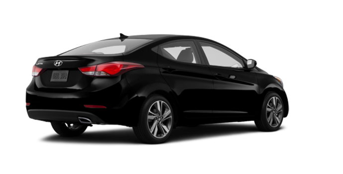 2016 Hyundai Elantra GLS | Photo 5 | Space Black