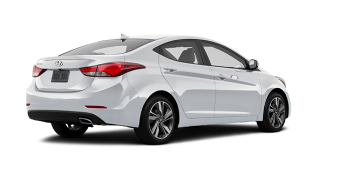 2016 Hyundai Elantra GLS | Photo 5 | Monaco White