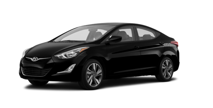 2016 Hyundai Elantra GLS | Photo 6 | Space Black