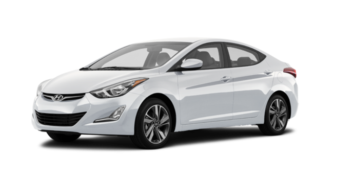 2016 Hyundai Elantra GLS | Photo 6 | Monaco White