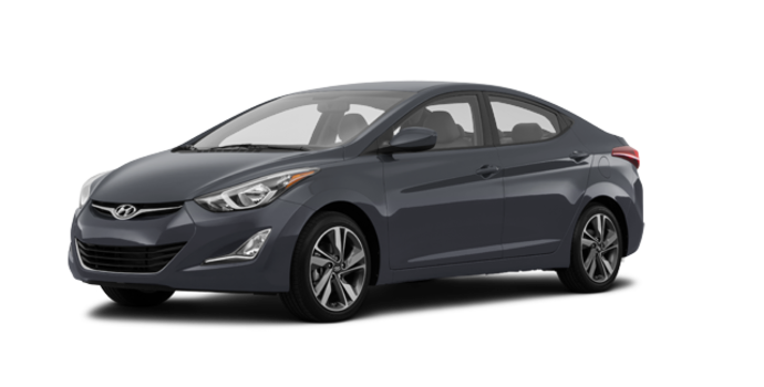 2016 Hyundai Elantra GLS | Photo 6 | Titanium Grey Metallic