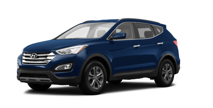 2016 Hyundai Santa Fe Sport 2.4 L FWD | Photo 6 | Marlin Blue