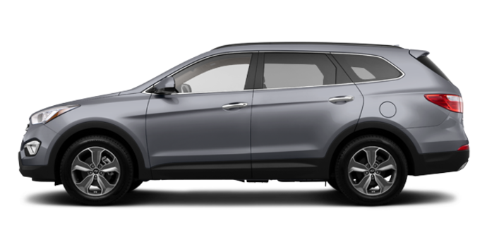 2016 Hyundai Santa Fe XL PREMIUM | Photo 4 | Iron Frost