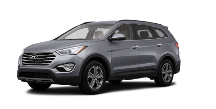 2016 Hyundai Santa Fe XL PREMIUM | Photo 6 | Iron Frost