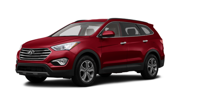 2016 Hyundai Santa Fe XL PREMIUM | Photo 6 | Regal Red Pearl
