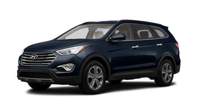 2016 Hyundai Santa Fe XL PREMIUM | Photo 6 | Night Sky Pearl