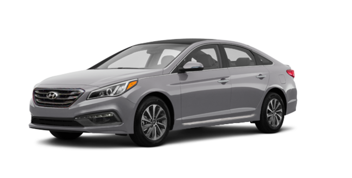 2016 Hyundai Sonata SPORT TECH | Photo 6 | Polished Metal